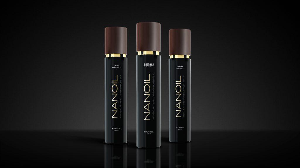 A legjobb olaj a hajhoz - Nanoil